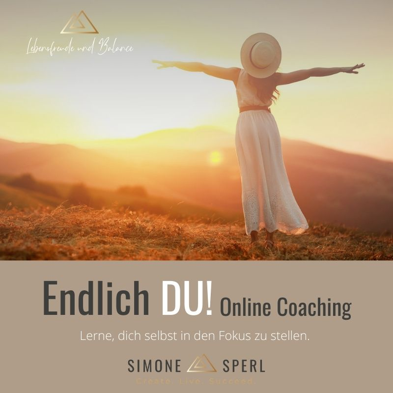 Endlich DU Online Coaching